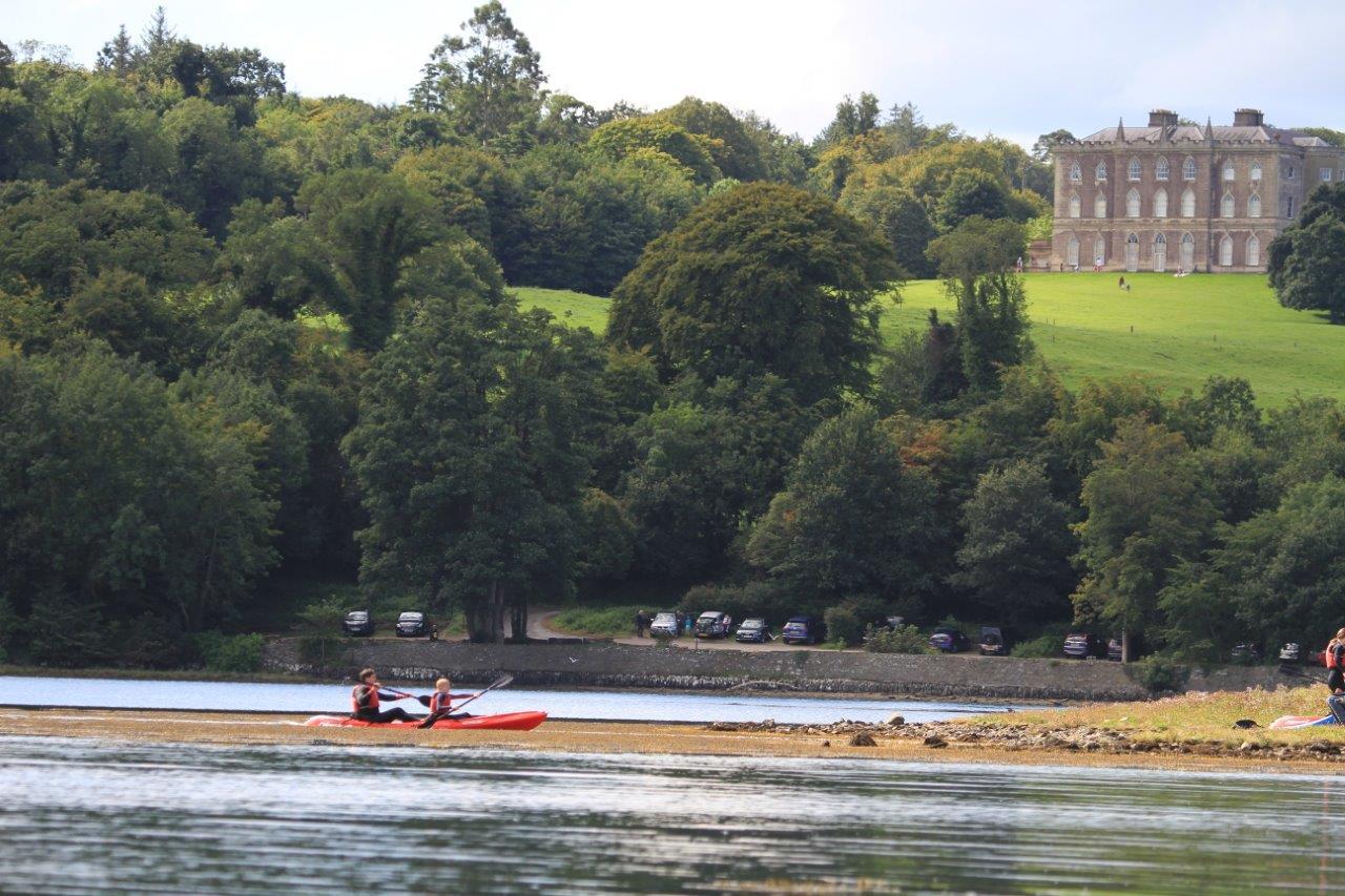 kayak hire Belfast Northern Ireland