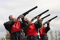 clay pigeon shooting northern ireland