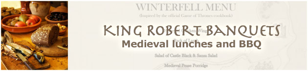 GAME OF THRONES MEDIEVAL BANQUET IRELAND