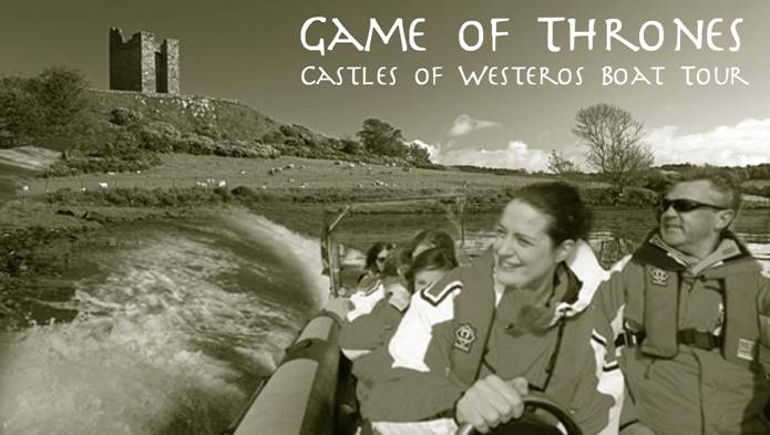 GAME OF THRONES BOAT TOUR