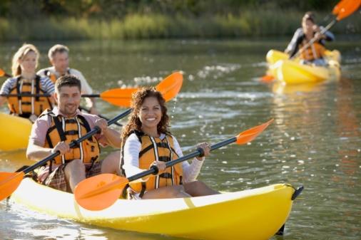 kayak hire northern ireland